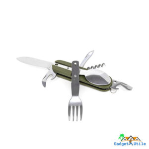 Kit couverts de table camping - Boutique Gadget Utile